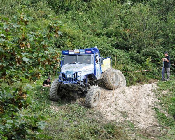 Championnat d'Europe Trial Camion à Thiembronne 3