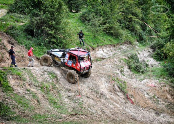 Championnat d'Europe Trial Camion à Thiembronne 4