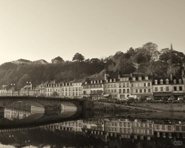Chateaulin en novembre 2