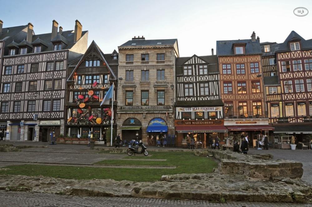 rouen,ville,normandie