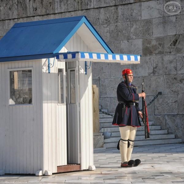 Relève de la garde place Syndagma 11