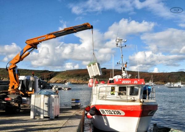 Retour de pêche au Conquet en novembre 8