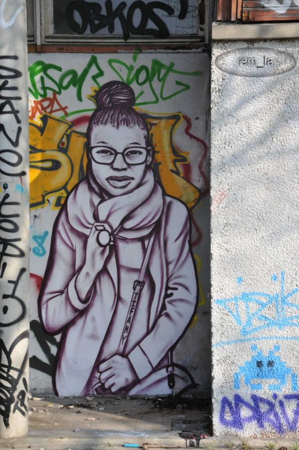Street Art à la Cité Gaston Tunc   Melun 10
