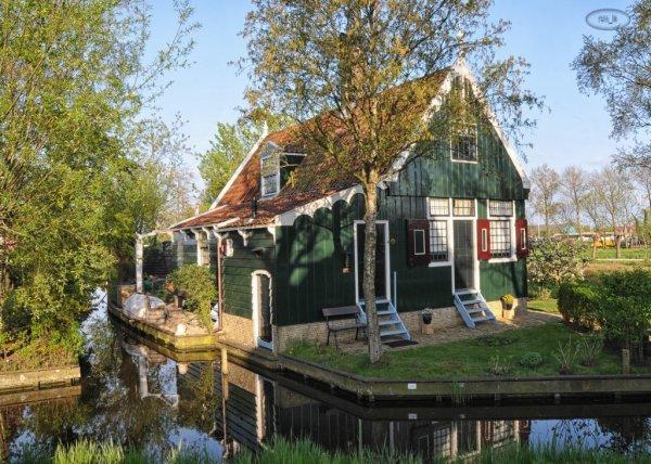Zaanse Schans et ses moulins   2