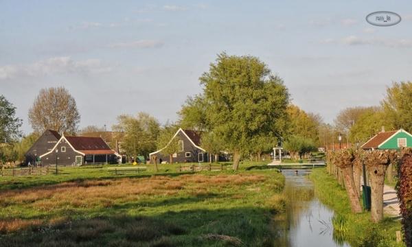 Zaanse Schans et ses moulins   3