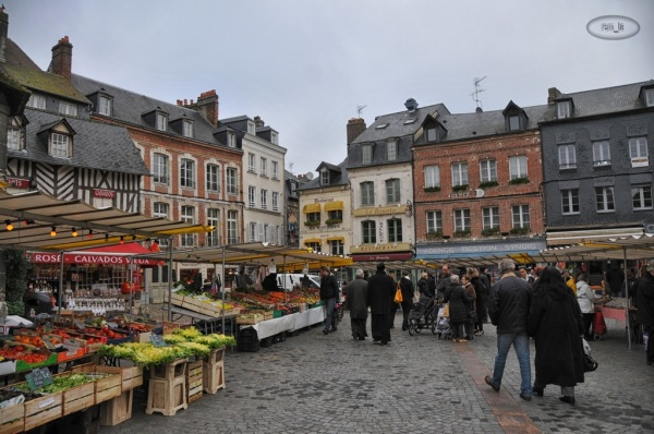 un week end à Honfleur en novembre 18