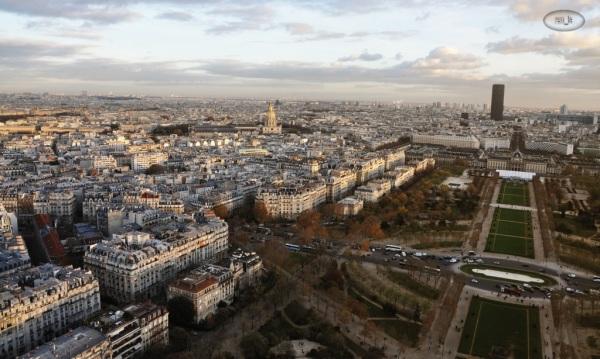 Paris en décembre   1