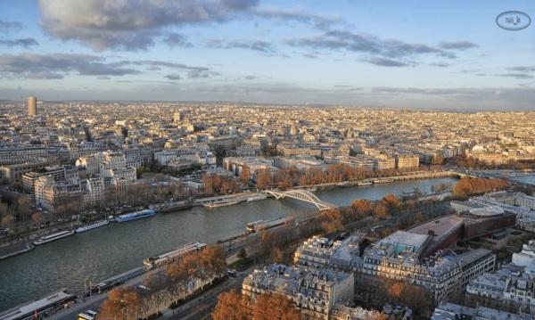 Paris en décembre   2