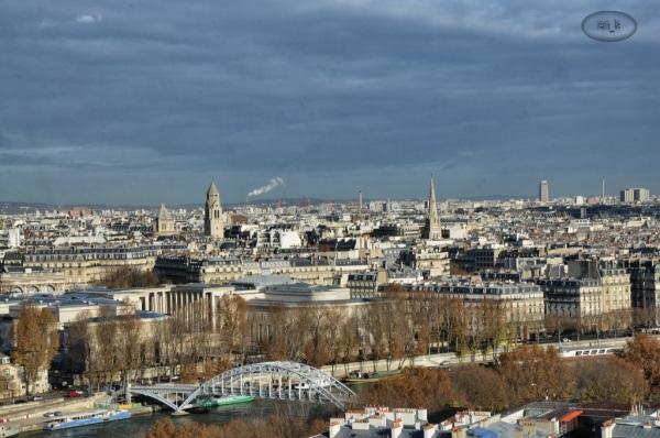 Paris en décembre   4