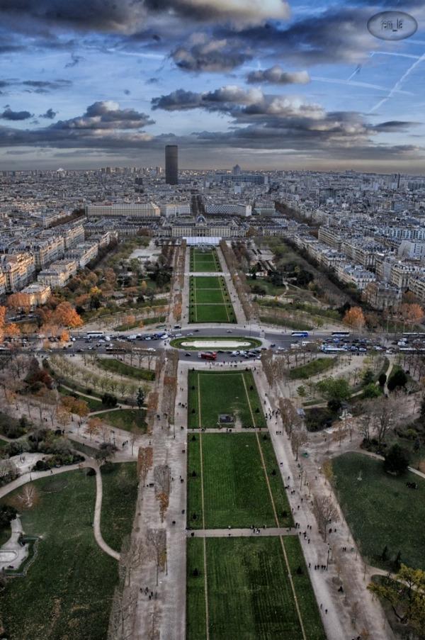 Paris en décembre   5