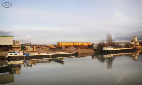 le port de Bonneuil sur Marne 3