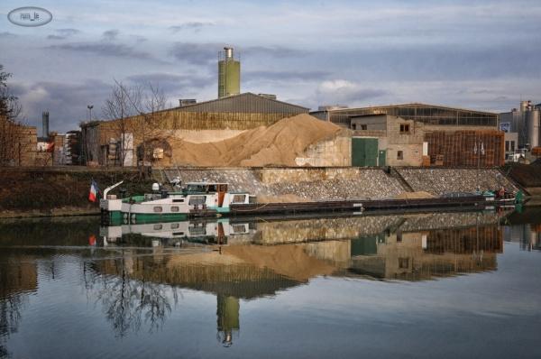 le port de Bonneuil sur Marne 4