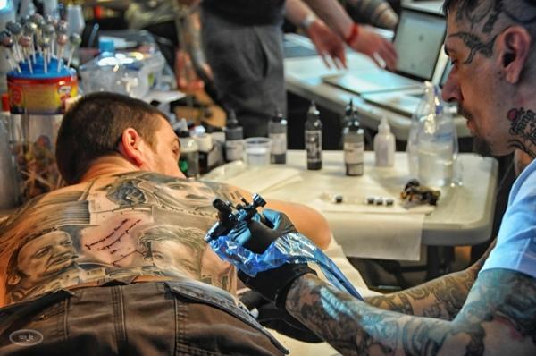 Mondial du tatouage   Paris   3