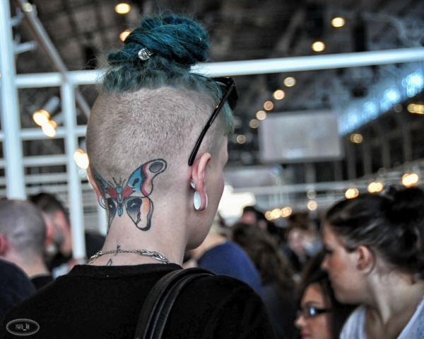 Mondial du tatouage   Paris   4
