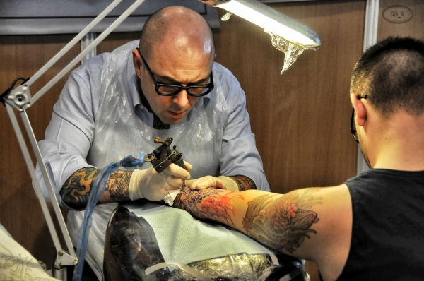 Mondial du tatouage   Paris   5
