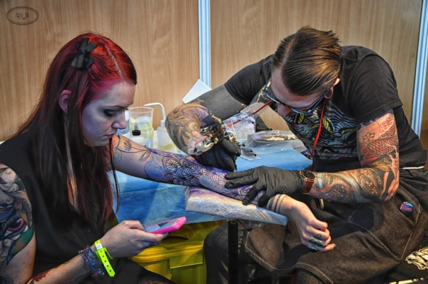 Mondial du tatouage   Paris   6