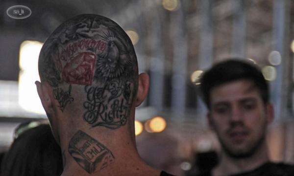 Mondial du tatouage   Paris   8