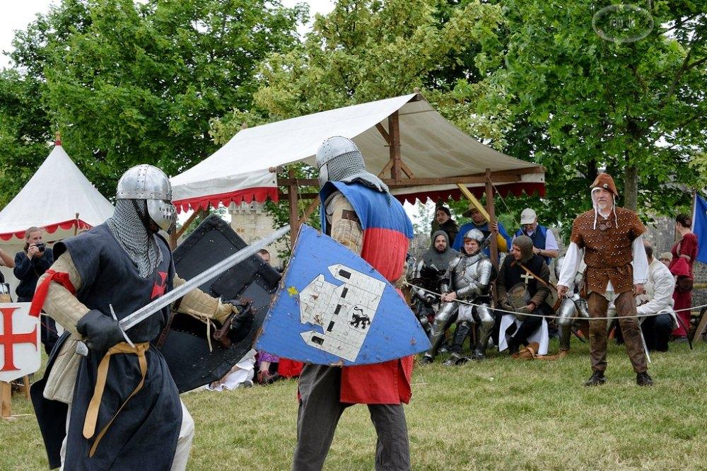 fête,médiéval,provins,costume,portrait