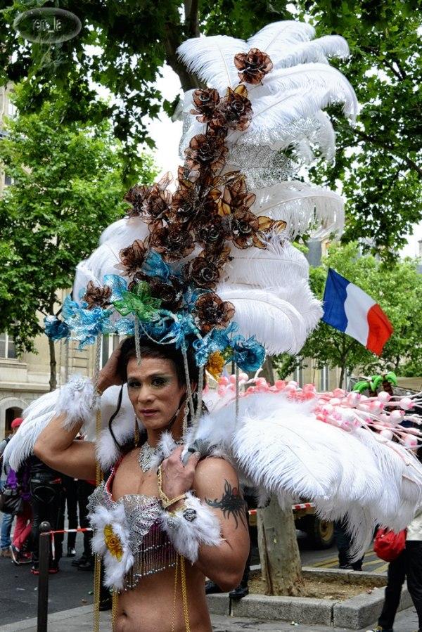 Gay Pride à Paris   3