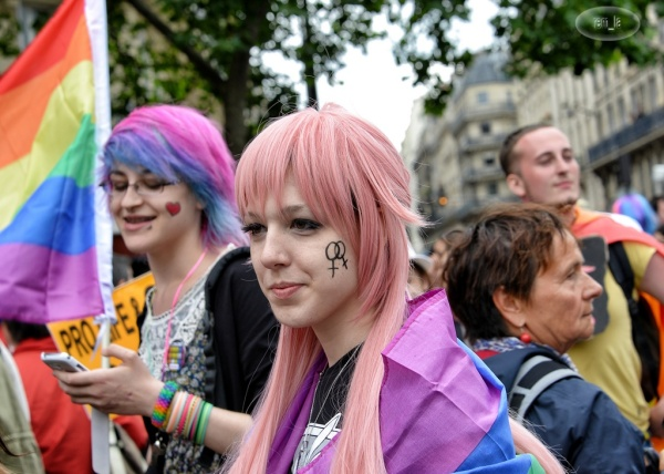 Gay Pride à Paris   5