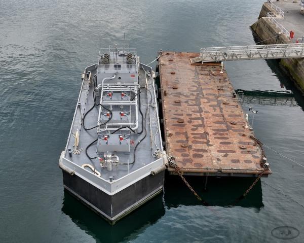 Le port militaire de  Brest 13