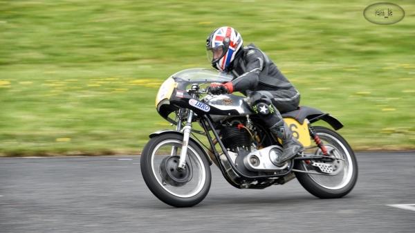 Iron Biker sur le Circuit Carole