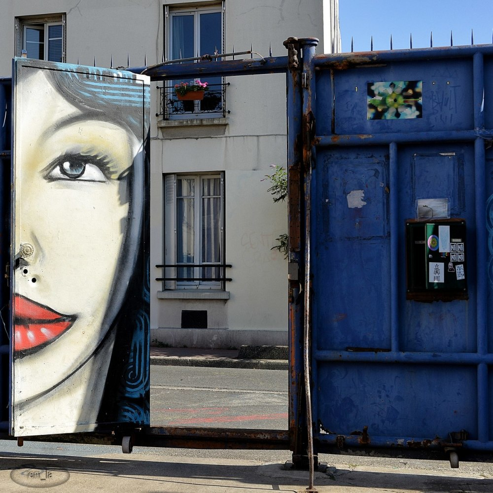 montreuil,tag,street art