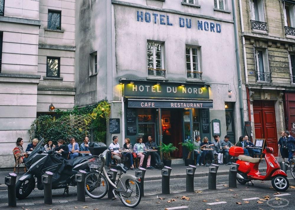 hotel,paris,rue