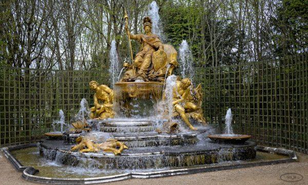 Petit tour dans le jardin du chateau de Versailles