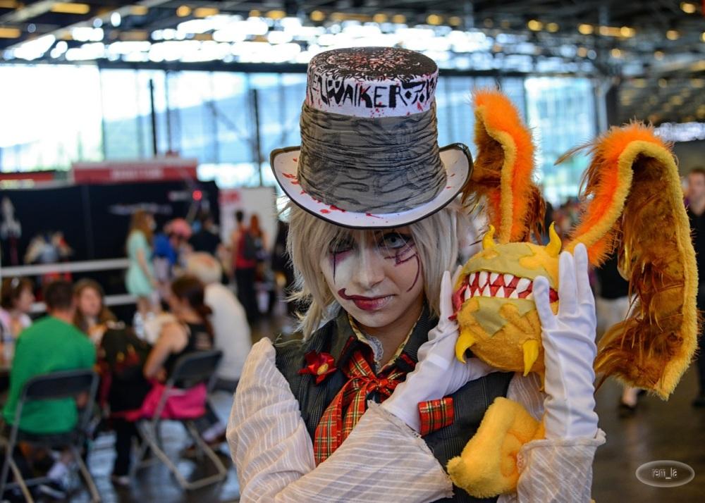 cosplay,portrait,japan,expo