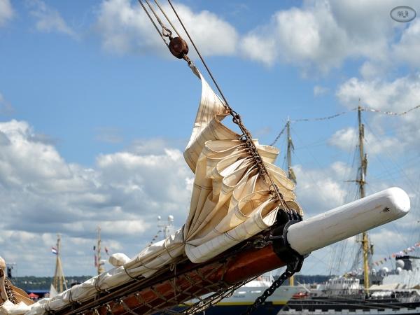 Fête maritime à Brest