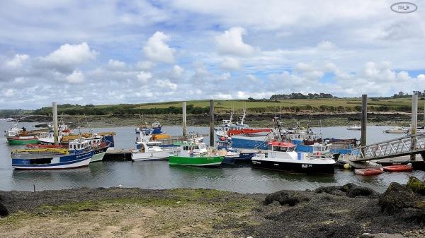 Le port de Lanildut