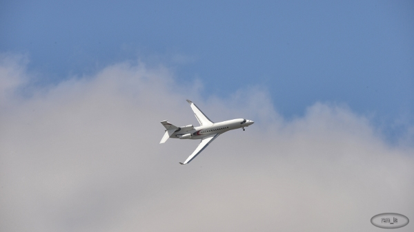 Salon aeronautique du Bourget
