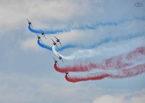 Salon aeronautique du Bourget