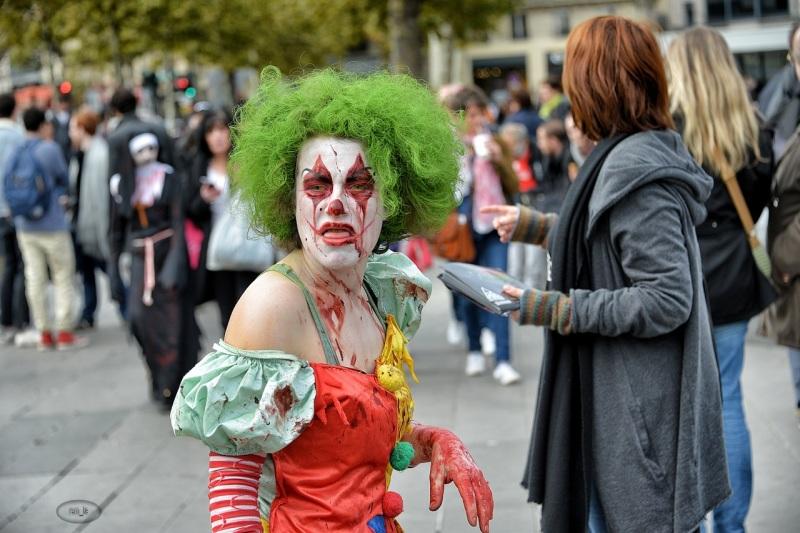 zombie,walk,paris