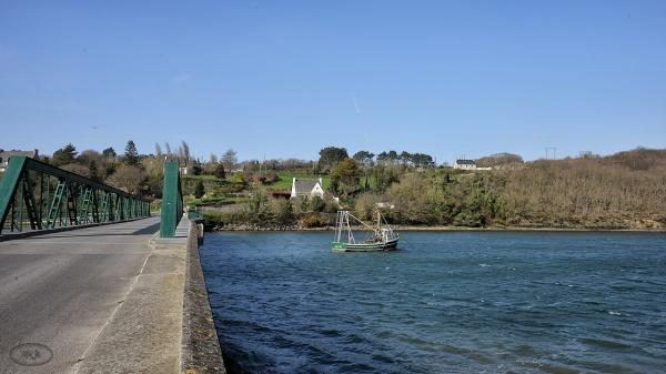 Pont de Paluden, Aber Wrac'h
