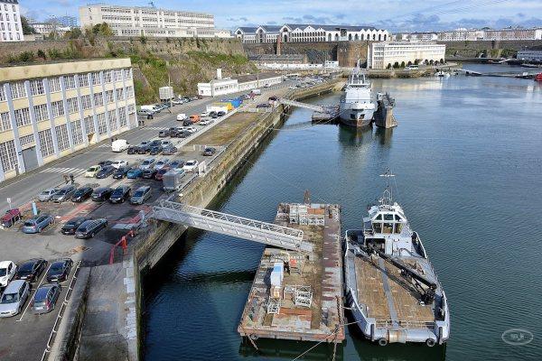 L'arsenal de Brest