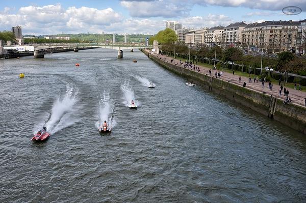24 heures de Motonautisme à Rouen