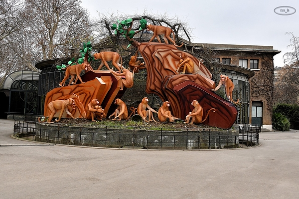 jardin,statue,paris