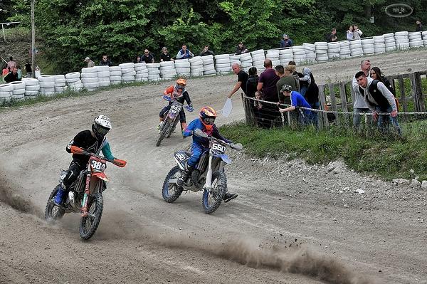 Motocross à Fresnes les Reims