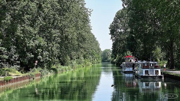 Croisiere sur la Marne