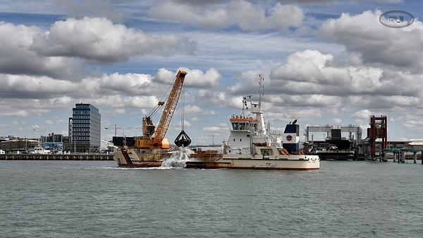 petit tour au port du Havre