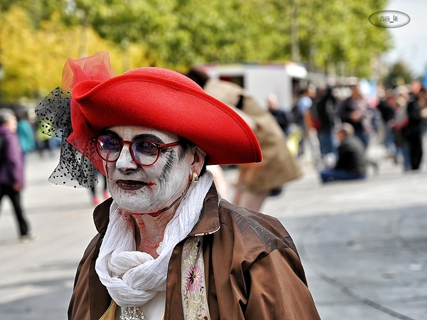 Zombie Walk de Paris