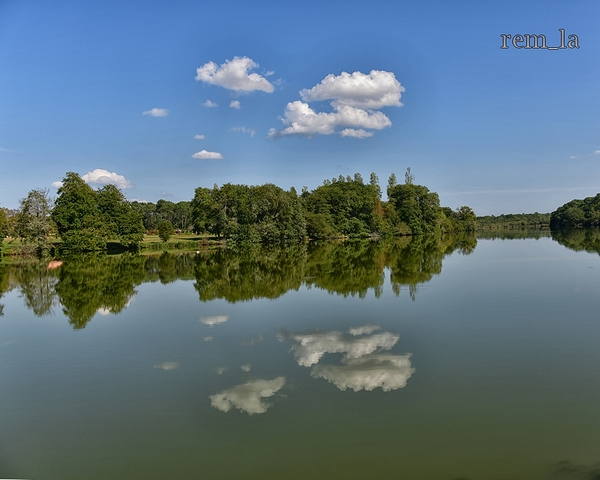 seignosse,lac,paysage,paysage