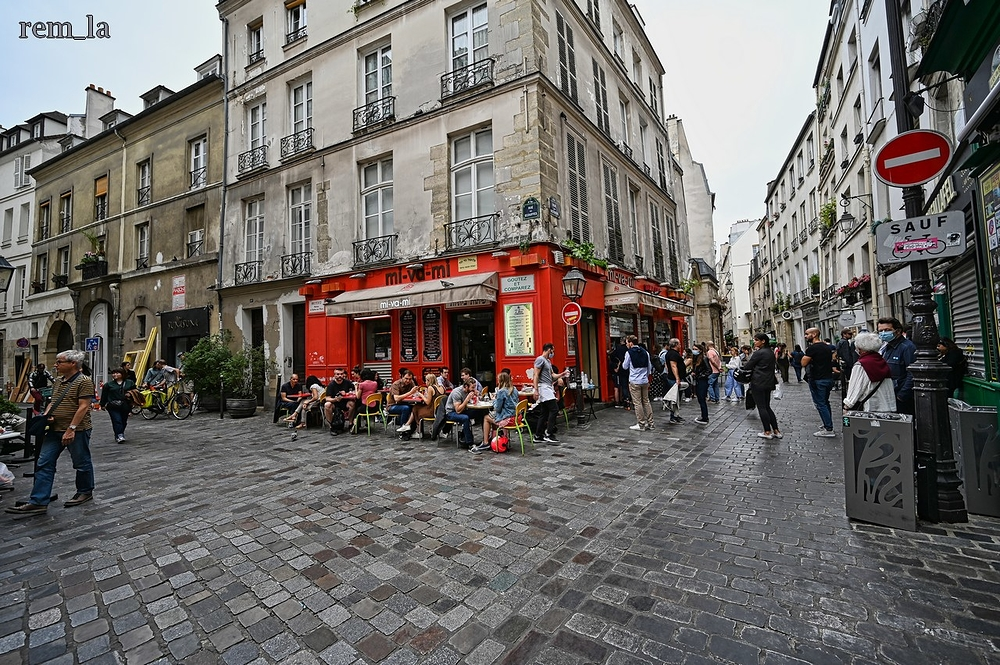 paris,rue
