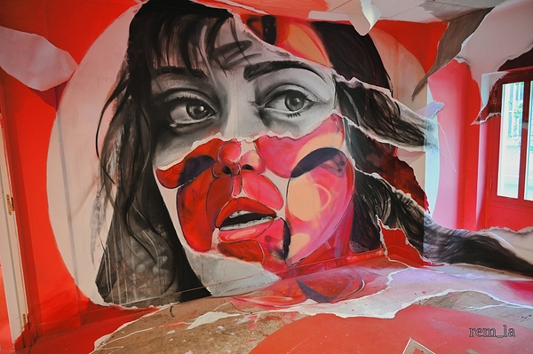 street,art,paris,color,festival