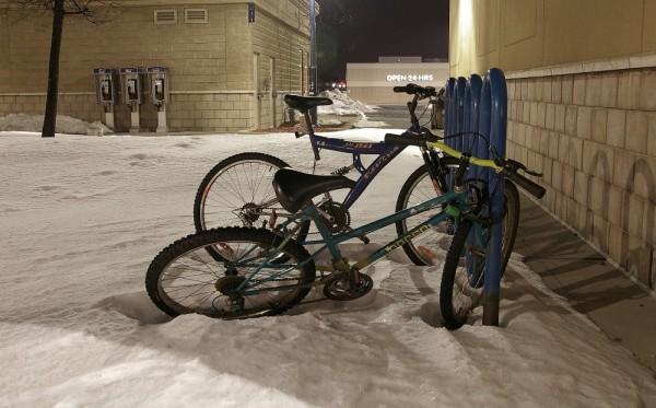 Two Bikes-2