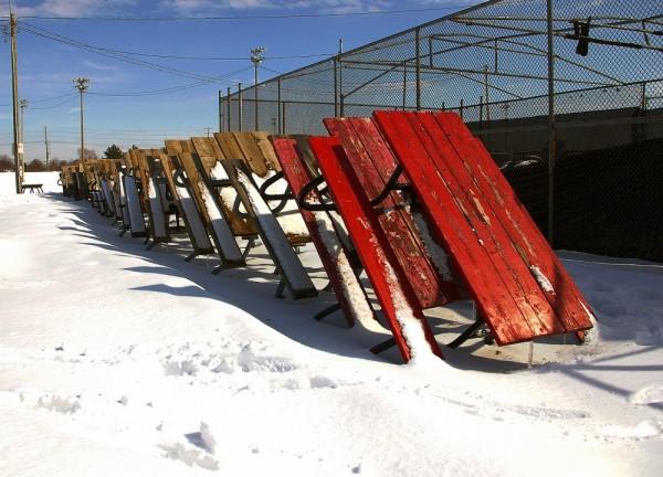 Red-Bench