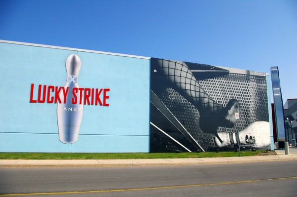 Lucky Strike- right side