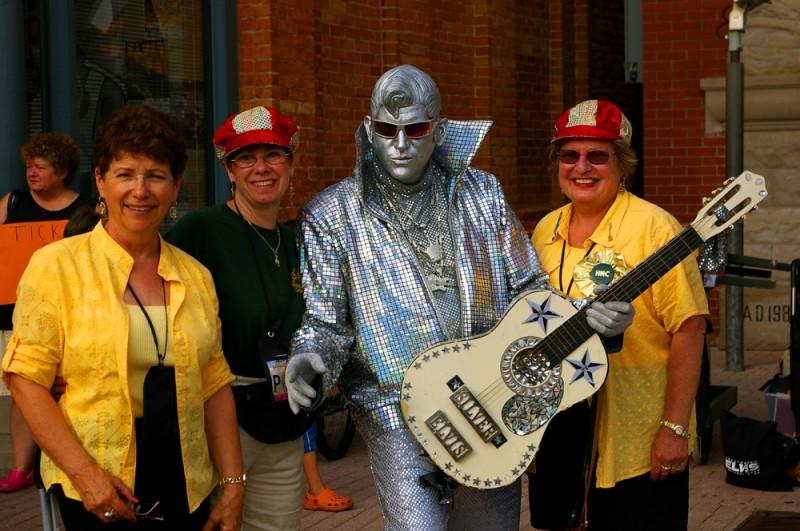 Silver Elvis - 7